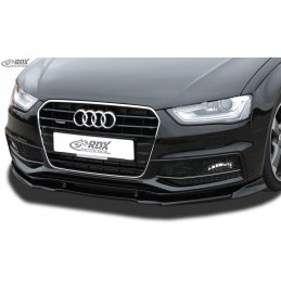 Blade's bumper before sport AUDI A4 B8 Facelift 2011 + (S-Line and S4)