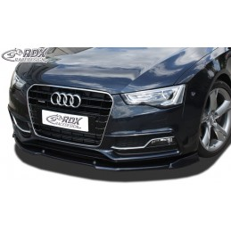 Blade of bumper sport AUDI A5 2011 + front / S5 (cut + chaise + Sportback, S-Line and S5)