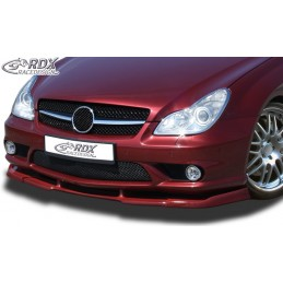 Blade of bumper sport MERCEDES CLS C219 AMG only front