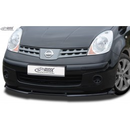 Blade of bumper NISSAN Note (E11) 2005-2009 sport front