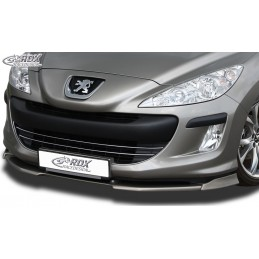 Hoja 's tope antes sport PEUGEOT 308 fase 1