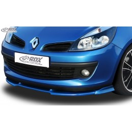 Hoja 's tope antes sport RENAULT Clio 3 fase 1 (no RS)