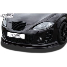 Blade of bumper sport SEAT Leon 1 p Facelift 2009 + with Aerodynamik-Kit front