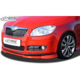 Blade of bumper SKODA Fabia 2 Type 5J sport front - 2010 (also Roomster)