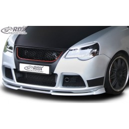 Blade of bumper sport VW Polo 9N3 2005 + GTI Cup Edition front