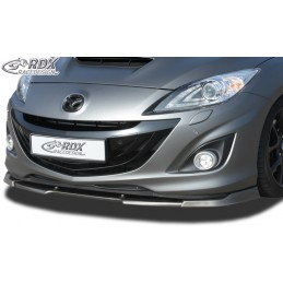 Hoja 's tope antes sport MAZDA 3 MPS (BL) 2009-2012