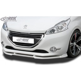 Hoja 's tope antes sport PEUGEOT 208