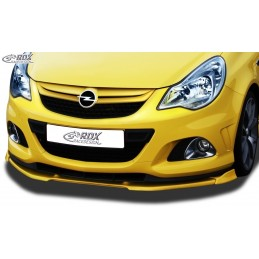Blade of bumper sport OPEL Corsa D OPC 2010 Facelift + Nuerburgring Edition front