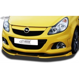 Blade of bumper sport OPEL Corsa D OPC-2010 Nuerburgring Edition front