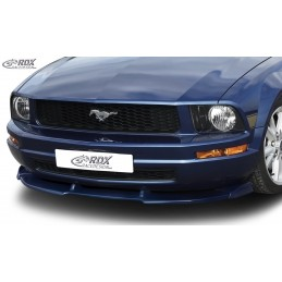 Blade of bumper sport FORD Mustang front V (2004-2009)