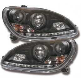 Lights xenon led Mercedes class S W220 S320 S400 S500 amg