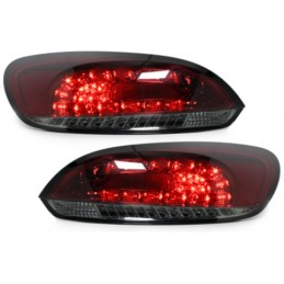 Taillights Led Scirocco Red Smoked