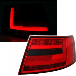 Taillights tube led Audi A6 tuning