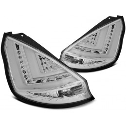 Taillights tube led Ford Fiesta 2008 - 2012