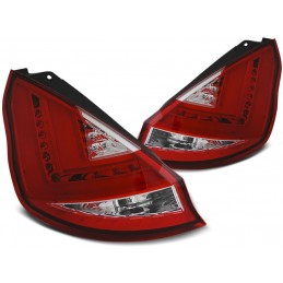 Rear lights tube led Ford Fiesta not expensive