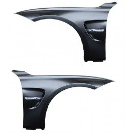 Front wings M4 BMW F30 3 series