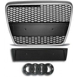 Grille for Audi A6 RS6 look