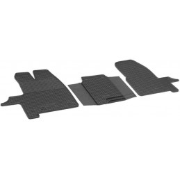 Goma alfombra Ford Ford / Transit Custom 3 1 + 2 12 lugares -