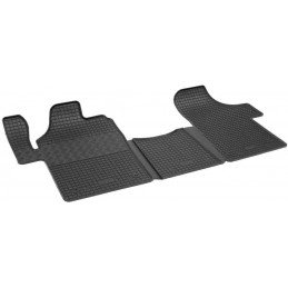 Rug rubber Mercedes - Benz Viano W639 2/3 places 03-