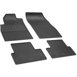 Rug rubber Opel Astra J 09-
