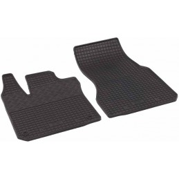 Rug rubber Smart ForTwo 15-