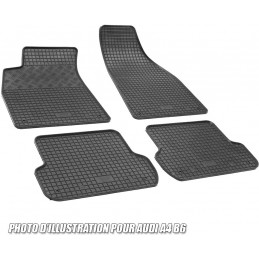 Rug rubber Toyota Hilux Double Cap 16-