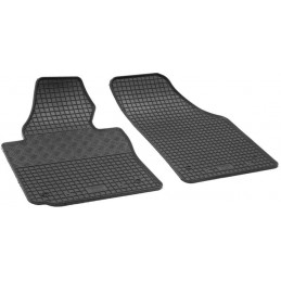 Tapis caoutchouc Volkswagen Caddy III 2K 2 places 03-
