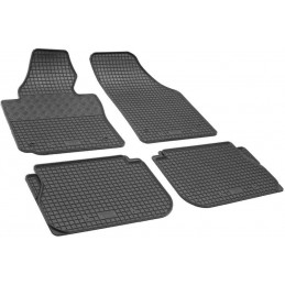 Tapis caoutchouc Volkswagen Caddy III 2K 5 places 03-