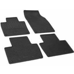 Rug rubber Volvo XC90 15-