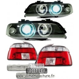 Front headlights and rear lights BMW series 5 E39