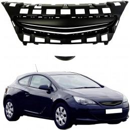 Opel Astra J black grille