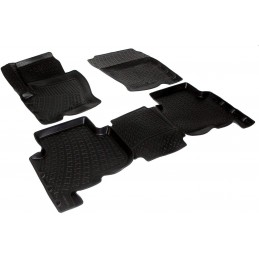 Land Rover Discovery 3 4 rubber mat