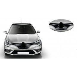 Aluminum chrome plated for grill Renault Megane 4