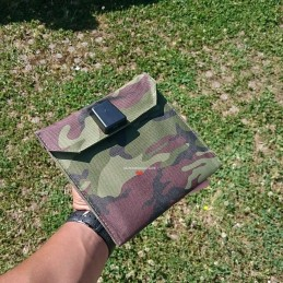 Foldable solar charger 5W