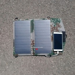 Foldable solar charger 12W