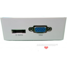 NVR recorder for IP security camera