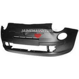 Front bumper Fiat 500 without pdc
