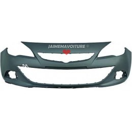 Front bumper for Opel Astra J GTC