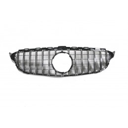 Grille Mercedes class C W205 AMG