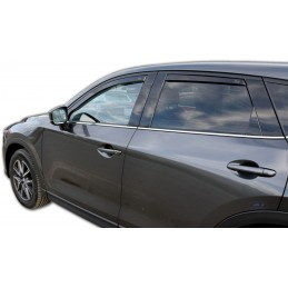 Front + rear baffles for MAZDA CX 5