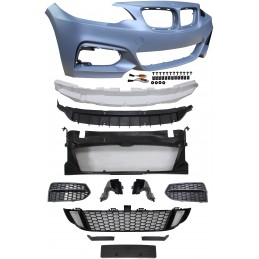Front bumper for BMW series 2 F22 F23 look M235