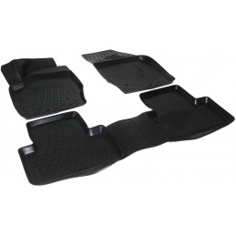 Carpet 3D rubber to Volvo XC90