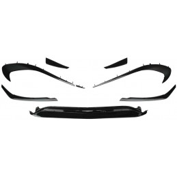 Added aero for Mercedes class A AMG Facelift 2016 + Kit