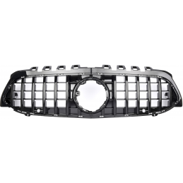 Negro GRILLE Mercedes Clase...