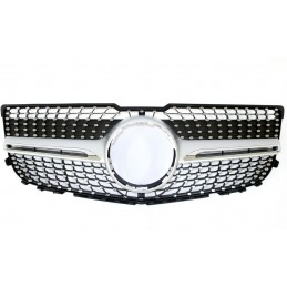 Grille diamond for Mercedes...