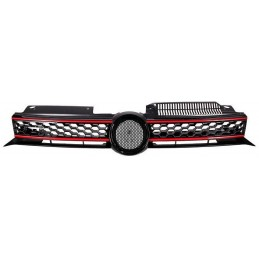 Grille for Golf 6 GTi look