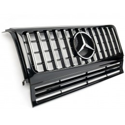 Grille for Mercedes G W463 1990-2014 look GT-class