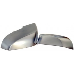 Aluminum mirror covers for BMW Series 1/2/3/4 / X1