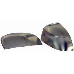Aluminum rear view mirror covers for BMW X3 / X4 / X5 / X6