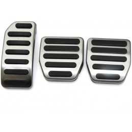 Sport pedals for Volvo S60 / S80 / V60 / XC60 manual